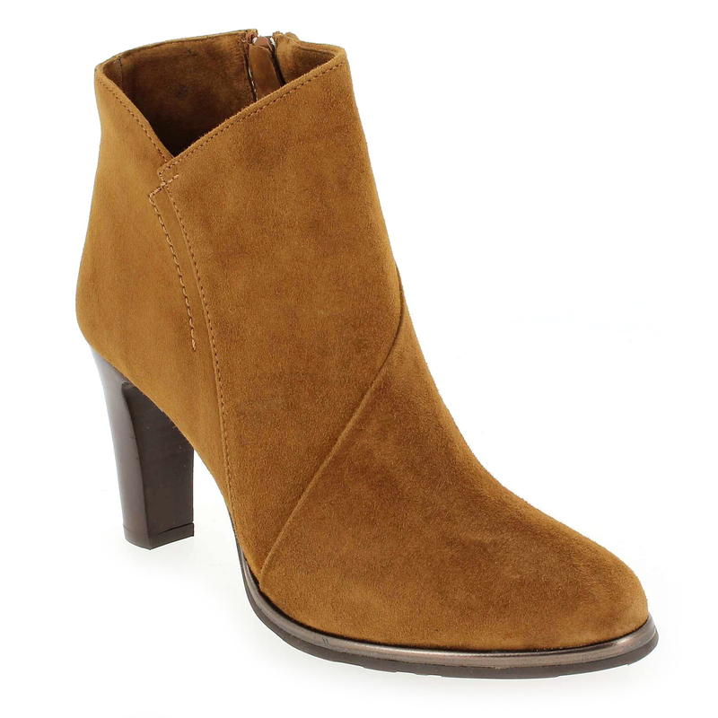 Chaussure Myma 1915MY Camel 5446402 pour Femme