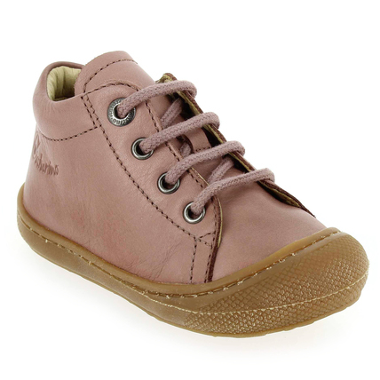Chaussure Falcotto by Naturino modèle 3972, Rose - vue 0
