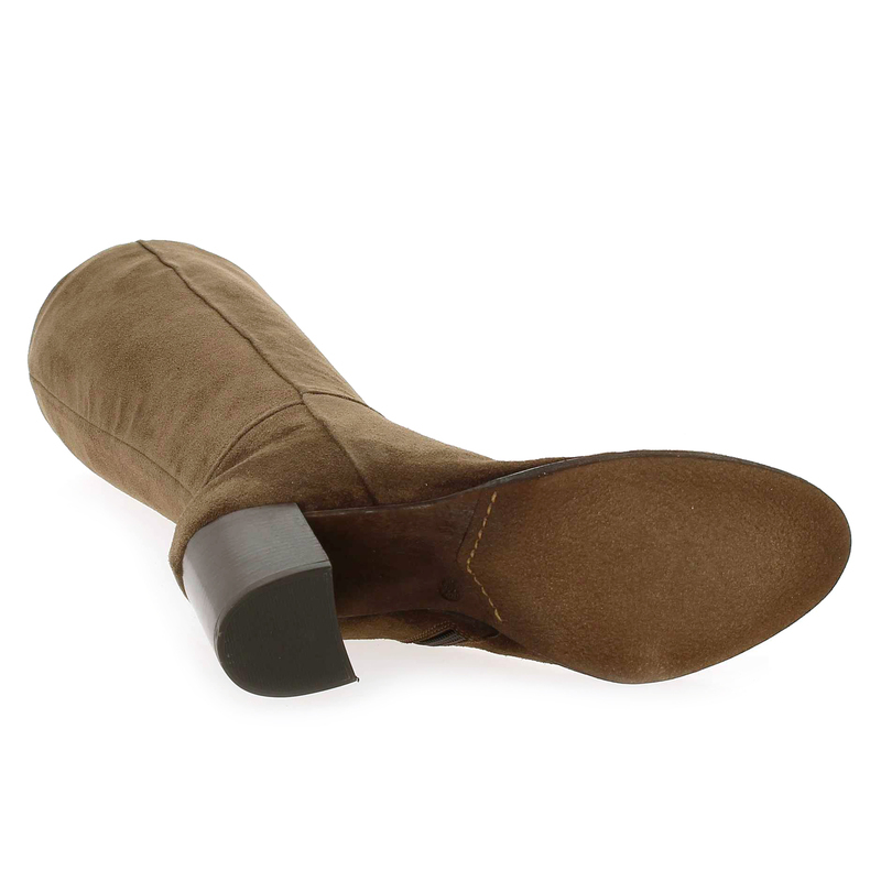 Chaussure Progetto T149 OLMA Marron couleur Taupe - vue 5