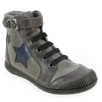 Chaussure Noel modèle PAM, Anthracite Marine - vue 0