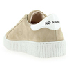 Chaussure No Name modèle PICADILLY SNEAKER, Beige - vue 3