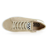 Chaussure No Name modèle PICADILLY SNEAKER, Beige - vue 4