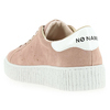 Chaussure No Name modèle PICADILLY SNEAKER, Rose pastel  - vue 3