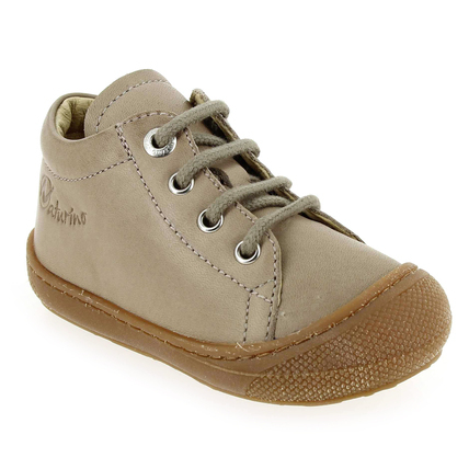 Chaussure Falcotto by Naturino modèle 3972, Taupe - vue 0