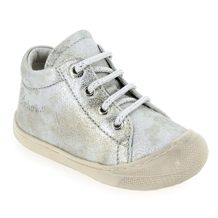 Chaussure Falcotto by Naturino modèle 3972, Argent - vue 0