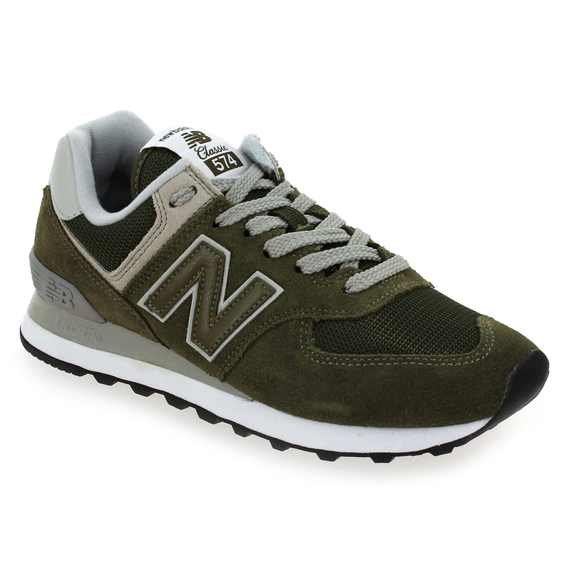 jogging new balance kaki