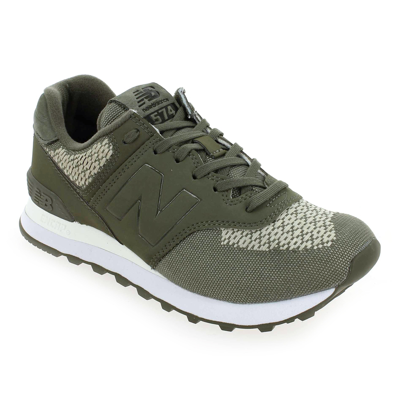new balance kaki et or