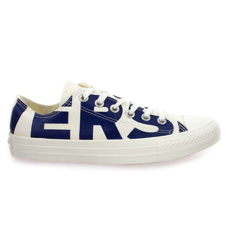 Chaussure Converse CHUCK TAYLOR ALL STAR OX Blanc 5474501 pour Femme