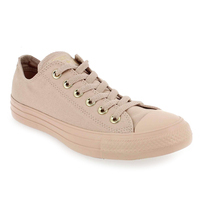 Chaussure Converse modèle CHUCK TAYLOR  ALL STAR OX MONO, Nude - vue 0