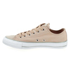Chaussure Converse modèle CHUCK TAYLOR  ALL STAR OX, Nude - vue 2