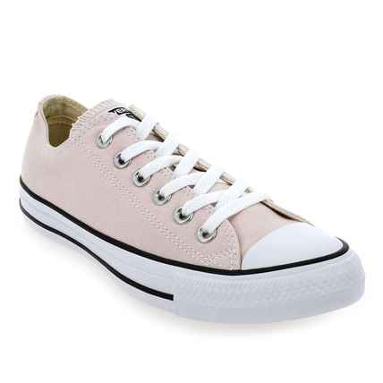 Chaussure Converse modèle CHUCK TAYLOR  ALL STAR OX SEASONAL, Rose pastel - vue 0