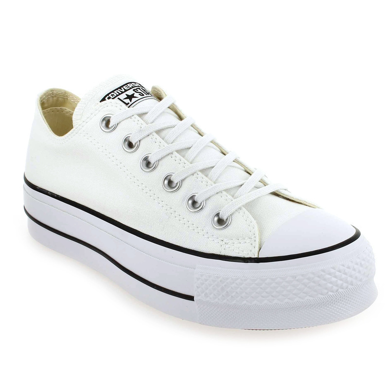 Chaussures Converse All Star blanches Fashion homme qbHLVtHMxt