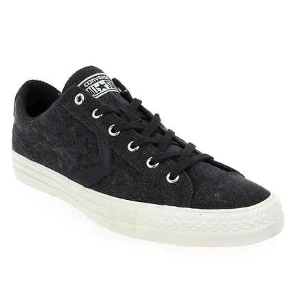 Chaussure Converse modèle STAR PLAYER OX, Anthracite - vue 0