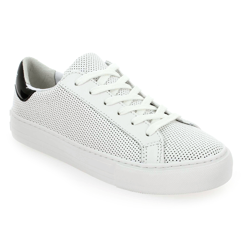 Chaussure No Name ARCADE SNEAKER PUNCH Blanc 5482501 pour Femme