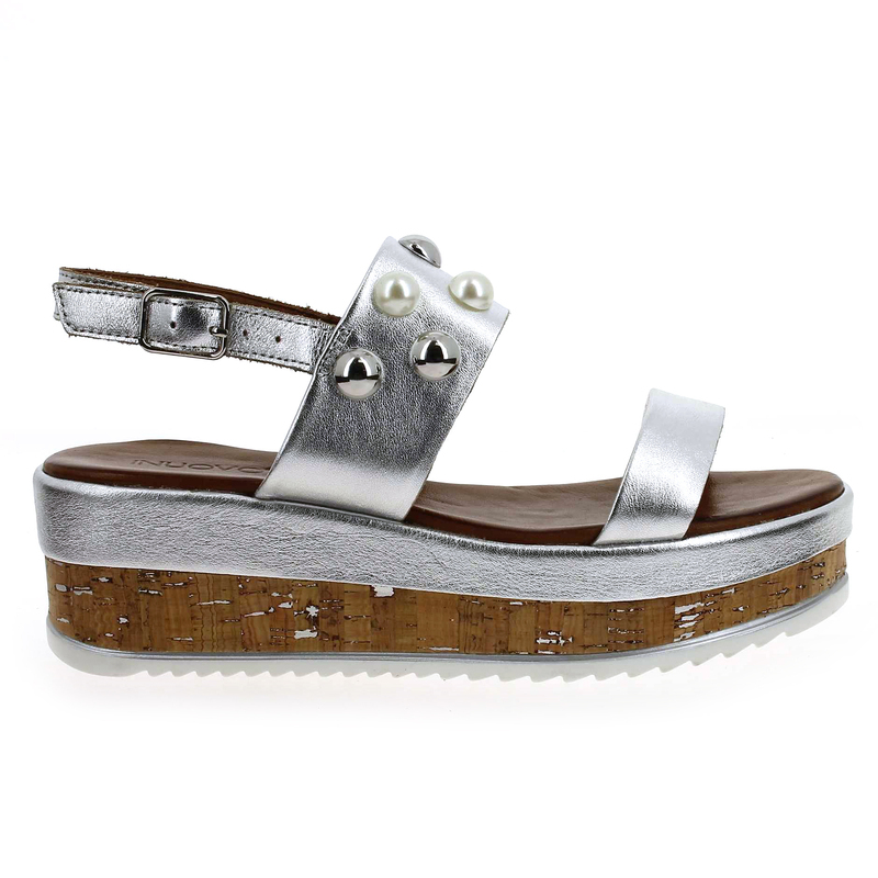 Chaussure Inuovo 8845 Argent couleur Argent - vue 1