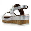 Chaussure Inuovo modèle 8845, Argent - vue 3