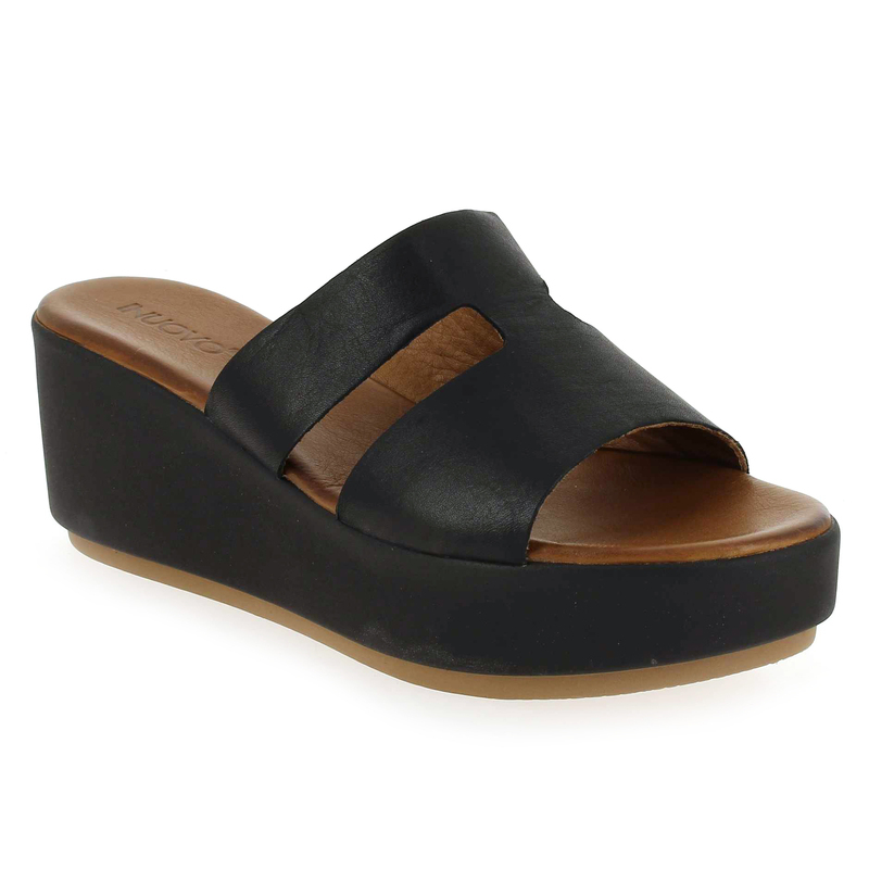 Chaussure Inuovo 8758 Noir 5490401 pour Femme