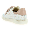 Chaussure Shoopom modèle DUCKY SCRATCH, Blanc Rose - vue 3