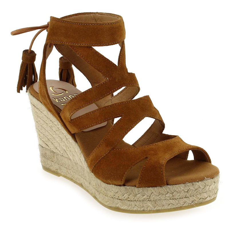 ffb27eefe40f73 Chaussures Kanna 55037 pour Femme | JEF Chaussures