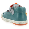 Chaussure Babybotte modèle STEPPE, Turquoise Multi  - vue 3