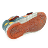 Chaussure Babybotte modèle STEPPE, Turquoise Multi  - vue 5
