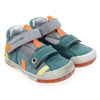 Chaussure Babybotte modèle STEPPE, Turquoise Multi  - vue 6