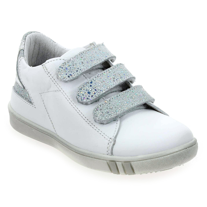 Chaussures Bellamy blanches fille NXMDjugM