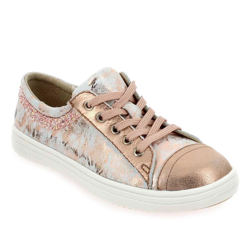 Chaussure GBB GINA Rose 5524301 pour Enfant fille
