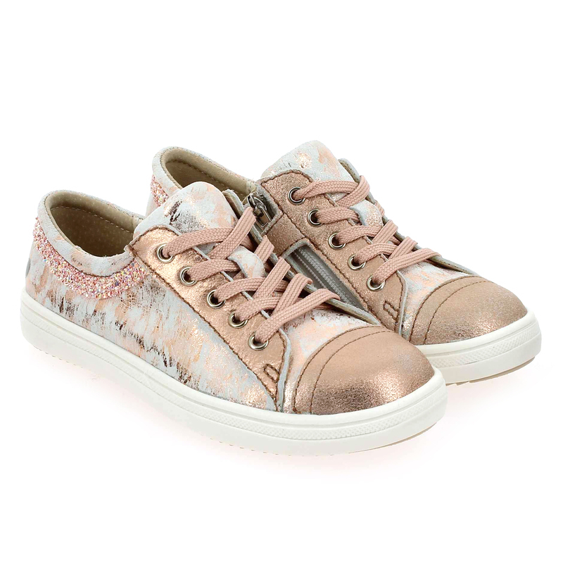 Chaussure GBB GINA rose couleur Cuivre Rose - vue 0