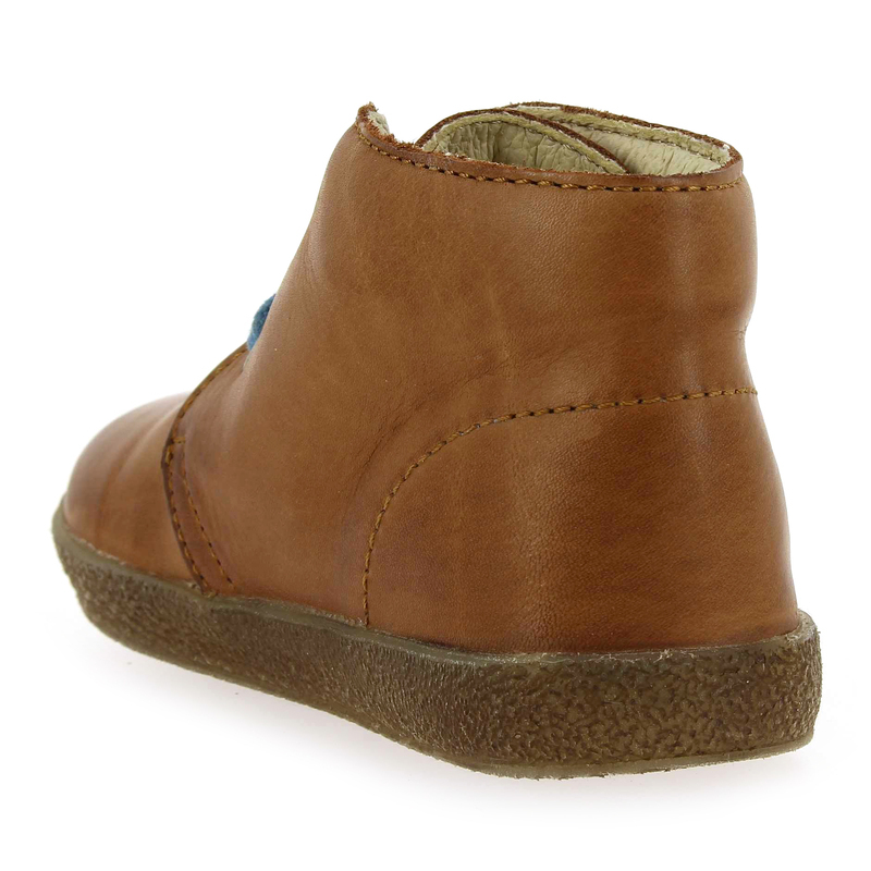 Chaussure Falcotto by Naturino 1586 Camel 5525501 pour Enfant garcon
