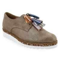 Chaussure PintoDiBlu  modèle 20461, Taupe Multi - vue 0
