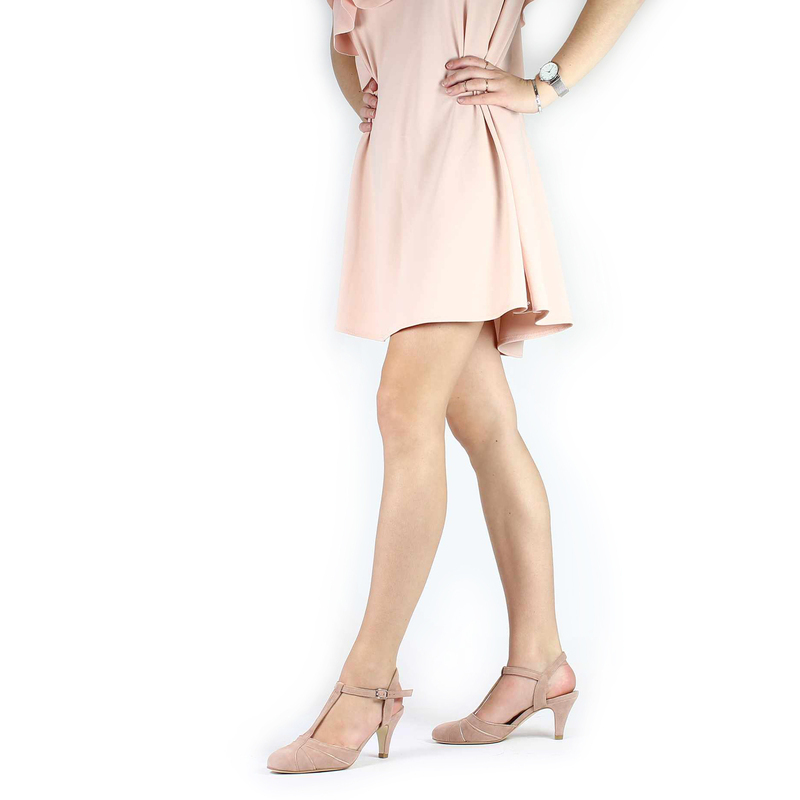Chaussure Otess 222 rose couleur Nude - vue 0