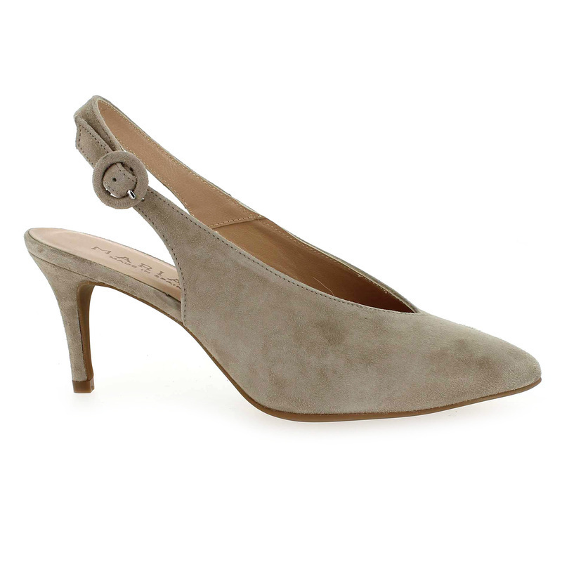 Chaussure Marian  2610 beige couleur Taupe - vue 1