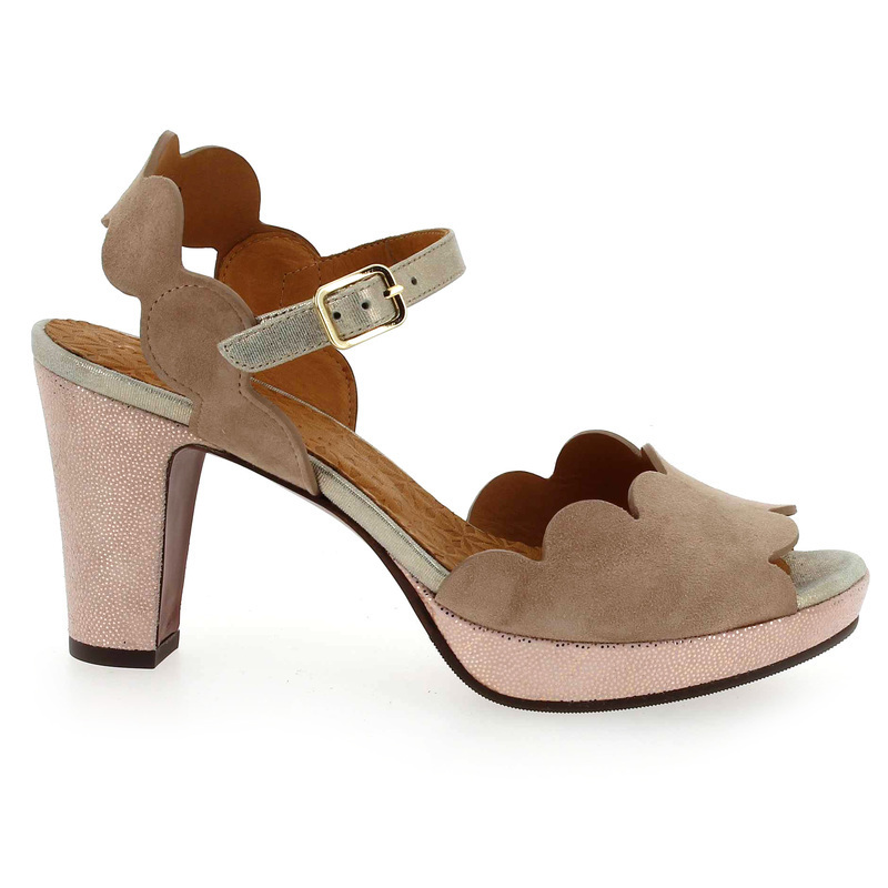 Chaussure Chie Mihara EVOLET Rose 5550801 pour Femme