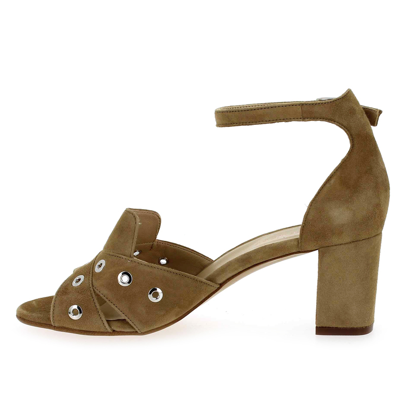 ... Chaussure France Mode ODEON Beige 5552101 pour Femme ...