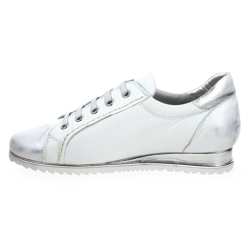 Pour 28514q1445 Chaussure Femme Chaussures Réf55534 01 Blanc Everybody 5553401 TFcl3K1J