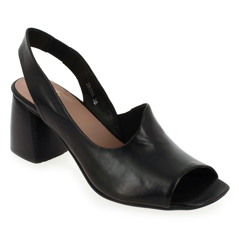 Chaussure Everybody 28266P7117 Noir 5553901 pour Femme