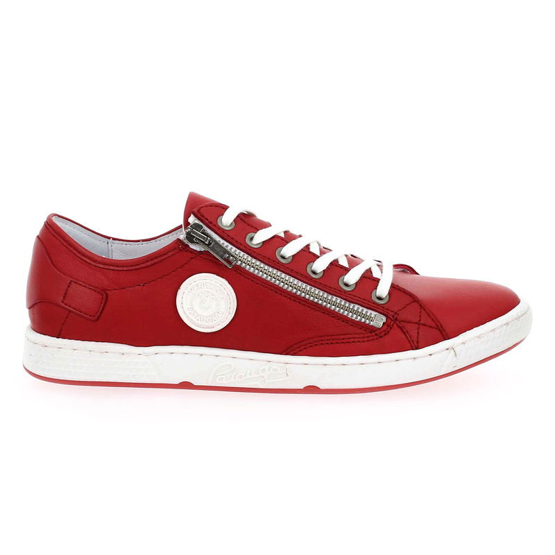Chaussure Pataugas JESTER rouge couleur Rouge - vue 1