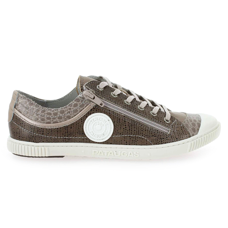 Chaussure Pataugas BISK Gris couleur Taupe - vue 1