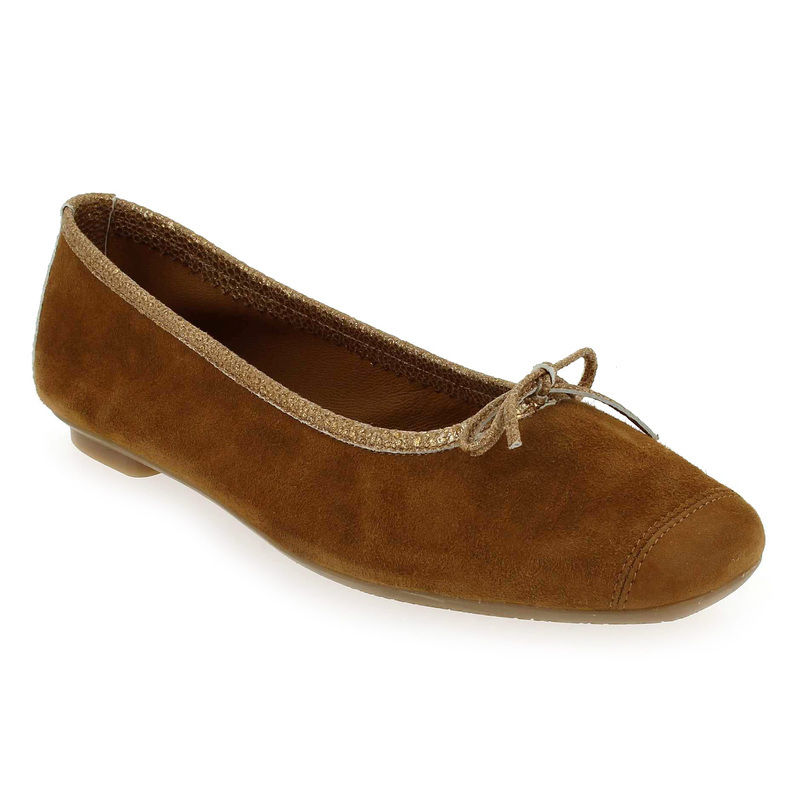 Chaussure Reqins HARMONY PEAU t8aqYwOgG5 Camel 5558701 pour Femme