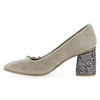 Chaussure Hispanitas modèle HV86972 MADEIRA, Velours Taupe - vue 2