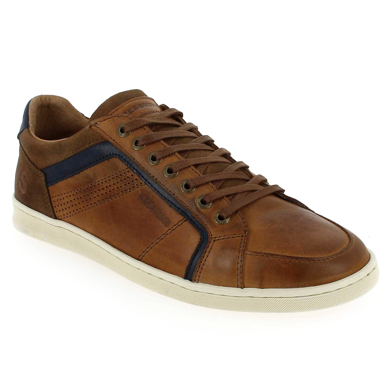 2018 shoes quality design save up to 80% Chaussure Redskins ORMANI camel 5568101 pour Homme | JEF Chaussures
