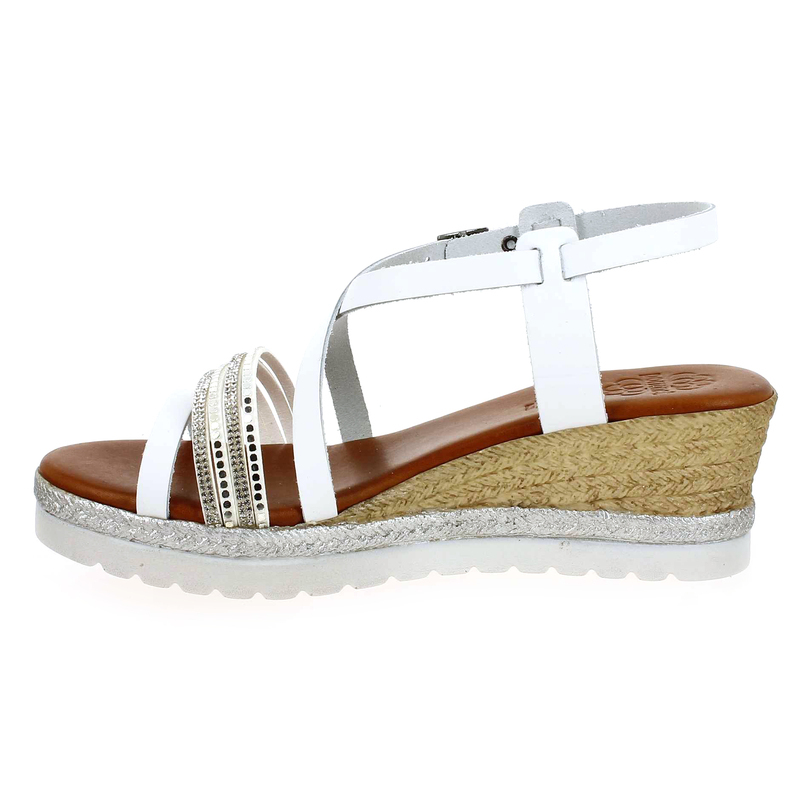 Chaussures Porronet blanches femme NrjgyL