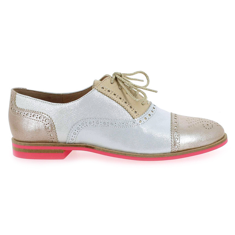 Chaussure Muratti ANOR Argent couleur Argent Or - vue 1