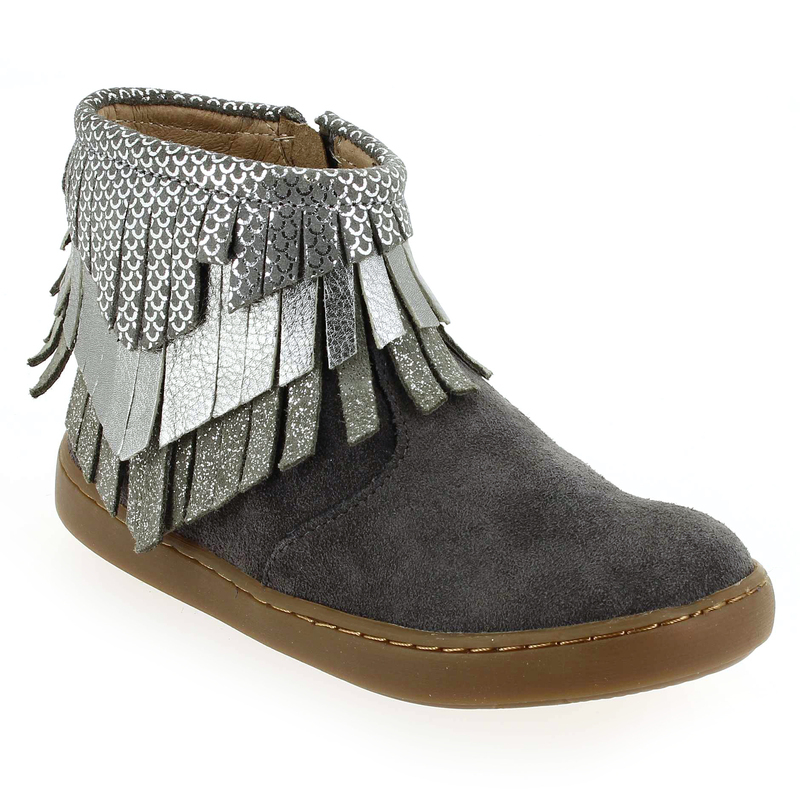 Chaussures Shoopom bleues Casual fille sGpCnKQ0Te