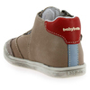 Chaussure Babybotte modèle PUDDING, Taupe Rouge - vue 3