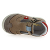 Chaussure Babybotte modèle PUDDING, Taupe Rouge - vue 4