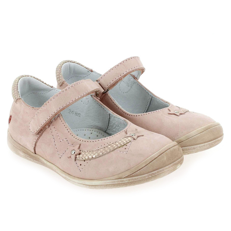 Chaussure GBB POPPY rose couleur Rose pastel - vue 0