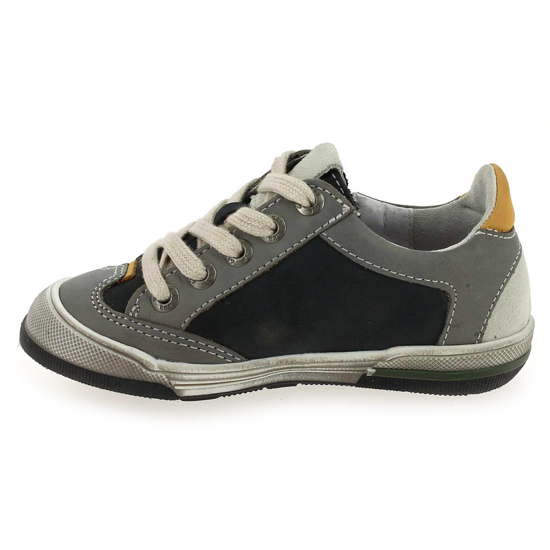 Chaussures Boras grises homme cU5Bbmnd