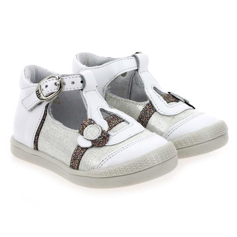 Chaussure Babybotte PEARLY blanc couleur Blanc - vue 0